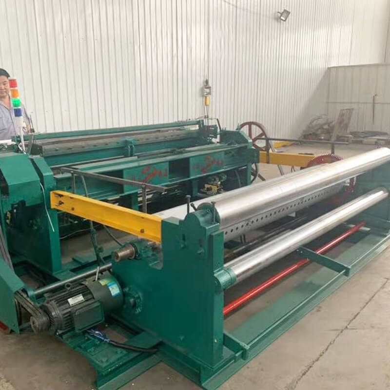 0.025-0.35mm Wire Net Weaving Machine SKZWJ-1600