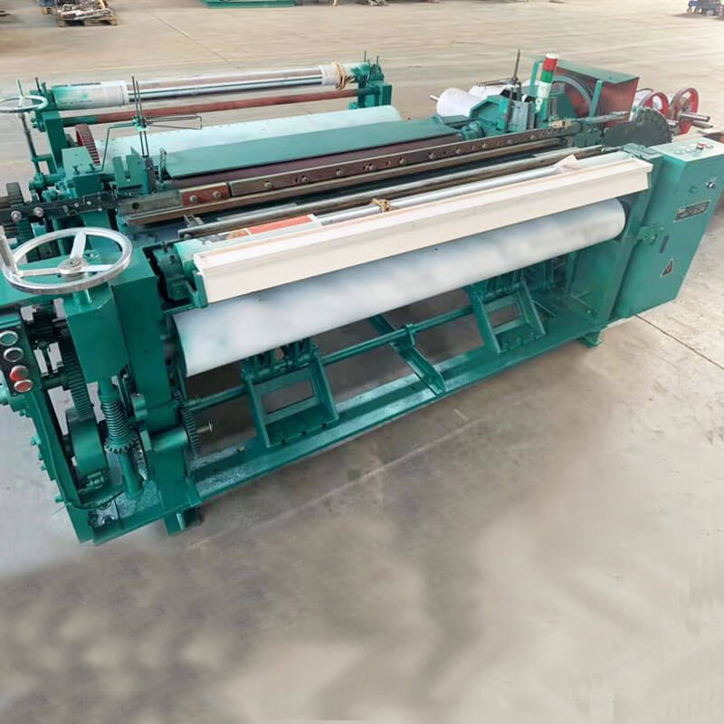 Filter Shuttle-less Light-duty Wire Mesh Weaving Machine ZWJ-2100B1
