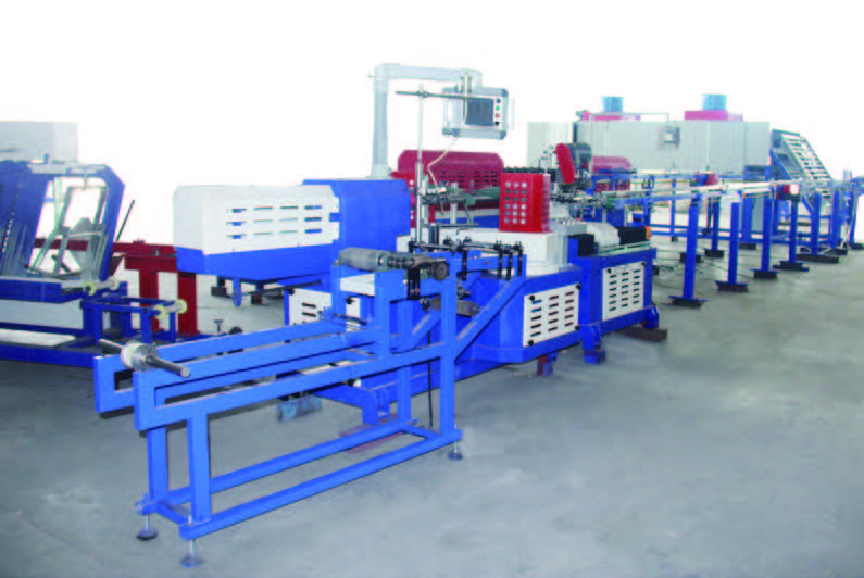 Classification of paper tube machines