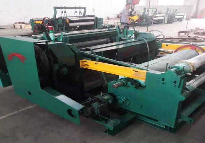 Wire Net Weaving Machine